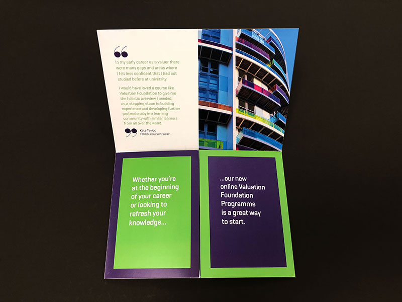 RICS direct mail