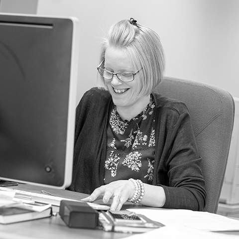 Direct Approach Account Manager Emma McLean