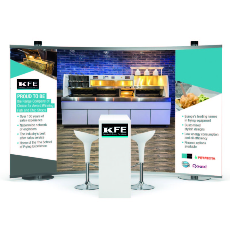 KFE Online Exhibition Stands